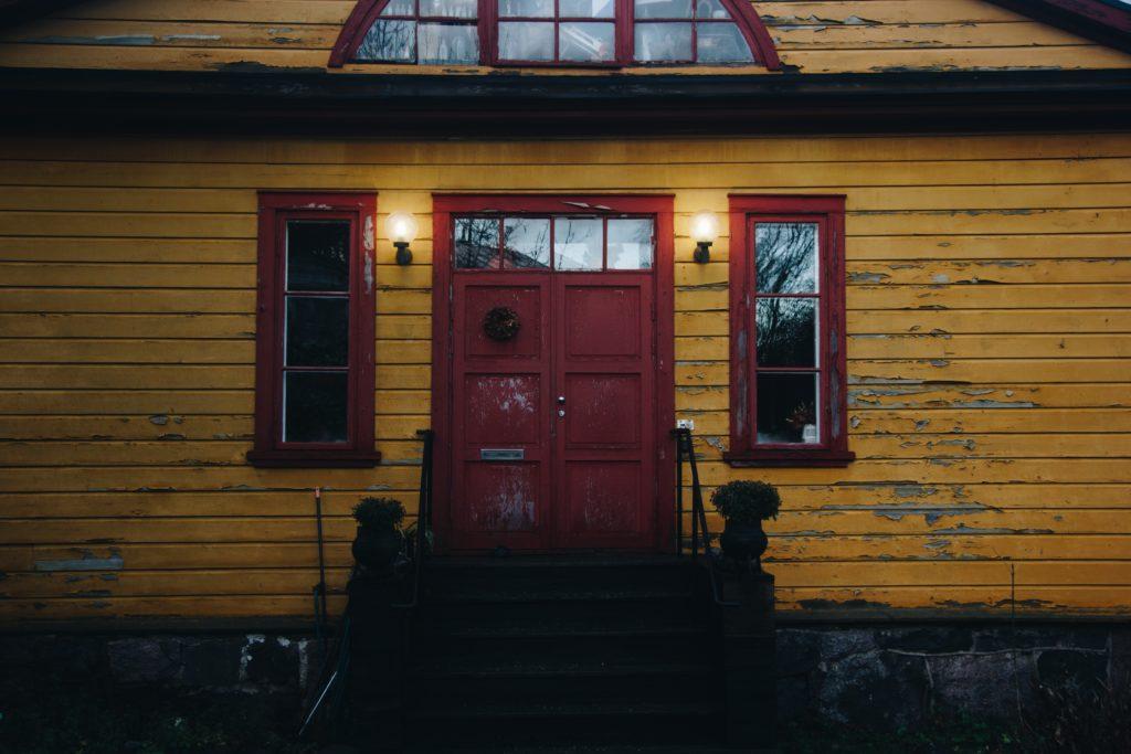 Fix and Flip - Älteres Haus