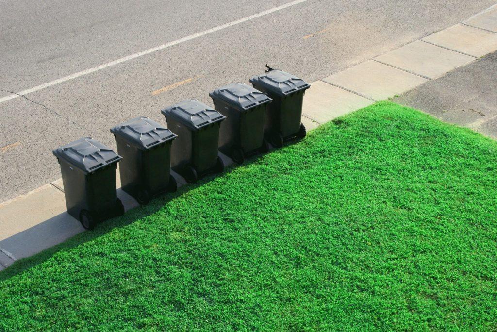 Anzahl Mülltonnen - Kosten
