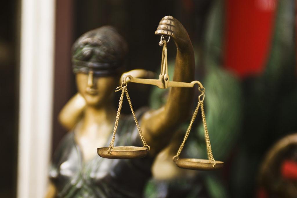 Justizia - Mietminderung