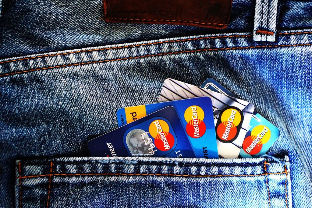 Kreditkarte sparen